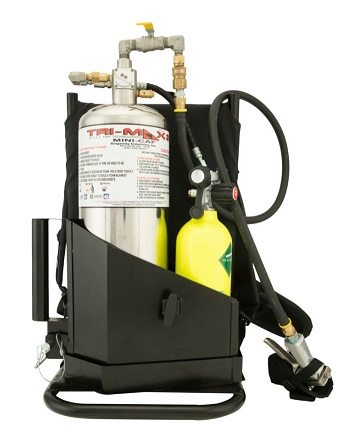 D7 BackPack Foamer High Pressure 3 Gal