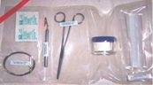 Mini Push Pack™ Wipe Sampling Kit