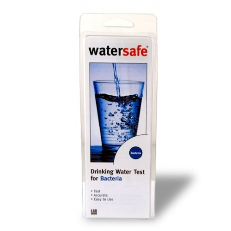 WaterSafe Bacteria Test Strips