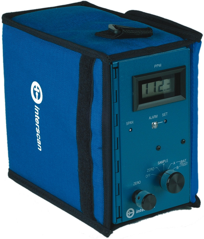 4000 Series Portable Gas Analyazers