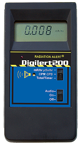 Digilert200 Survey Meter