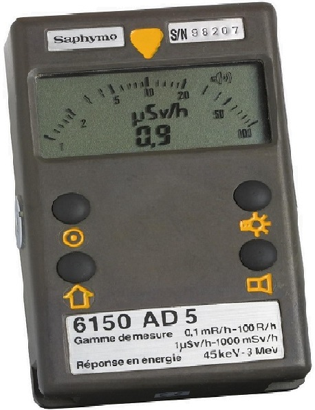 6150AD Series Dose Ratemeter