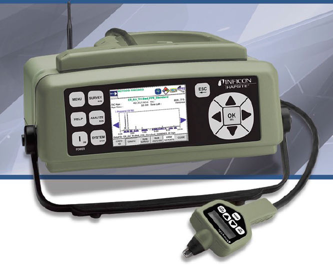 HAPSITE® ER Chemical Identification System