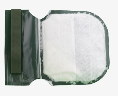 FAST-ACT Decontamination Mitt