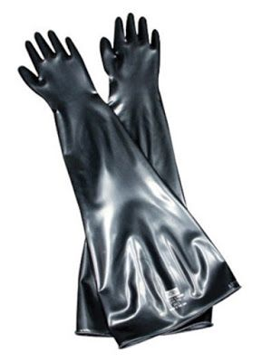 Butyl Glovebox Gloves