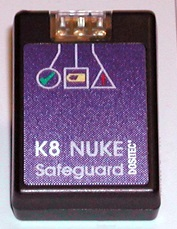 Personal Radiation Indicator Badge